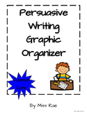 Persuasive Writing Graphic Organizer * OREO