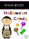 Opinion Writing: Halloween Candy