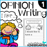 Opinion Writing 1