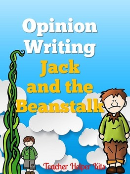 Opinion Writing Lesson- Jack and the Beanstalk