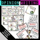 Opinion Writing Lucy Calkins Writing Pack with Mentor Text Activities