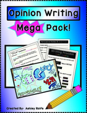 Opinion Writing Unit-Mega Pack!