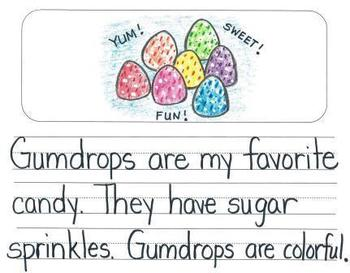 Opinion Writing Mentor Texts in Kindergarten: What is the Best Candy?
