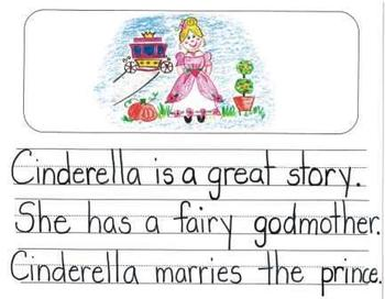 Opinion Writing Mentor Texts in Kindergarten: What is the Best Fairy Tale?