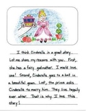 Opinion Writing Mentor Texts in Second Grade: What is the Best Fairy Tale?