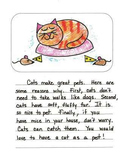 Opinion Writing Mentor Texts in Second Grade: What is the Best Pet?