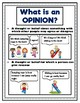 Opinion Writing Mini-Lesson
