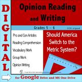 Opinion Writing & Opinion Reading DIGITAL - Should America
