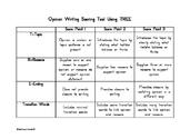 Opinion Writing Organizer and Scoring Tool Using TREE