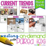Current Trends Bundle: Writing On-Demand Argumentative and