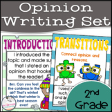 Opinion Writing Posters- 2ndGrade