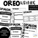 Opinion Writing Posters and Graphic Organizer {OREO Writing}