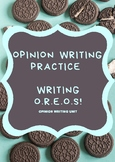 Opinion Writing Practice