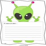 Writing  Prompt: If I were an Alien