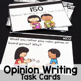 Opinion Writing Prompt Set (What's Your Opinion?)