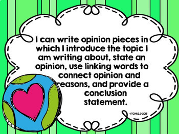 Opinion Writing Prompts TOP FIVE Bundle