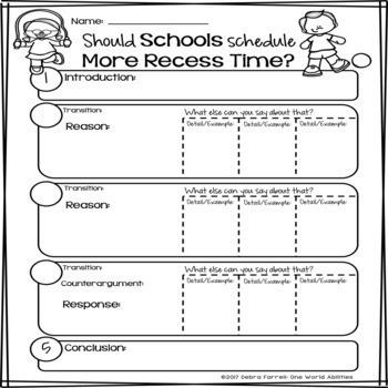 Opinion Writing Resources for Differentiation & Scaffolding BUNDLE SETS & BONUS