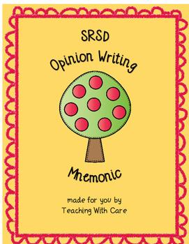 Opinion Writing SRSD
