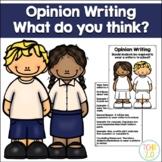 Opinion Writing School Uniforms
