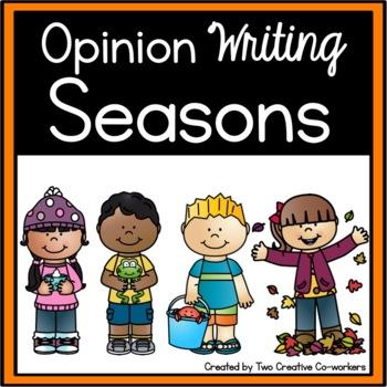Opinion Writing: Seasons