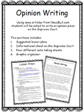 Opinion Writing: Supreme Court