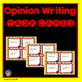 Opinion Writing Task Cards