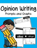 Opinion Writing Templates (Without Star Ratings)