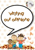 Opinion Writing Templates about FALL (DIFFERENTIATED)