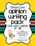 Opinion Writing - The Best Animal of All