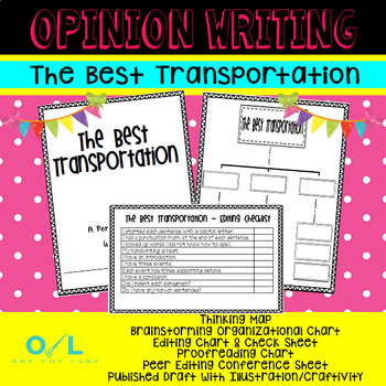 Opinion Writing - The Best Transportation
