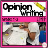 Opinion Writing Unit   Opinion Writing Activities