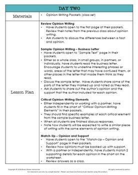 Business Letter Example For Students from ecdn.teacherspayteachers.com