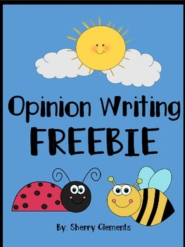 FREE DOWNLOAD  Insects Opinion Writing