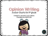 Opinion Writing for 3rd Grade