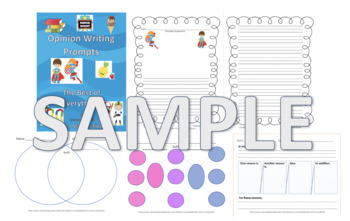 Opinion Writing Prompts for Primary Grades