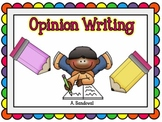 Opinion Writing in English