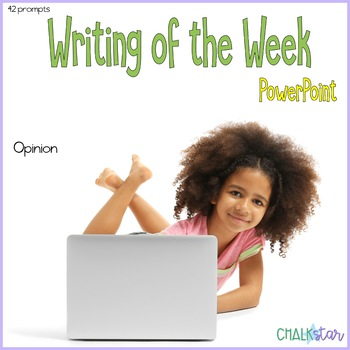 Opinion Writing of the Week PowerPoint™ Edition