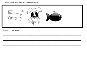 Opinion Writing with Specially Designed Instructions
