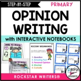 Opinion Writing with Step-by-Step Modeled Lessons for 2nd Grade