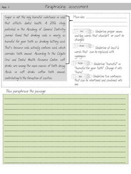 RISE and FSA writing test prep: Opinion writing with mentor texts