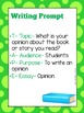 Opinion Writing- Book Review for Any Book