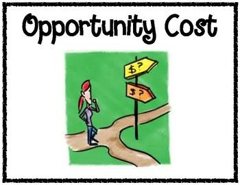 Opportunity Cost Scenario Activity