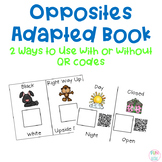 Opposite Adapted Books