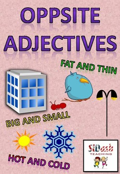 Opposite Adjectives