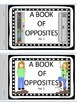 Opposite Books with Opposite Cards