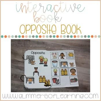 Opposite Interactive Book
