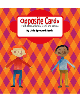 Opposite Matching Cards