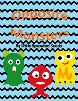 Opposite Monsters