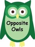 Opposite Owls