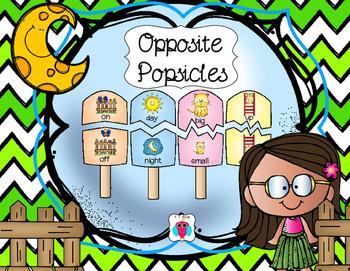 Opposite Popsicles